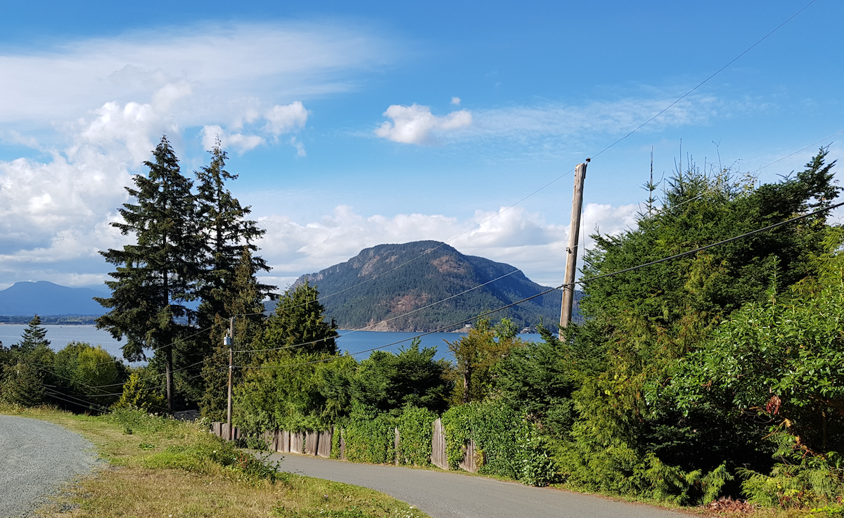 Cobble Hill BC Homes For Sale scenery