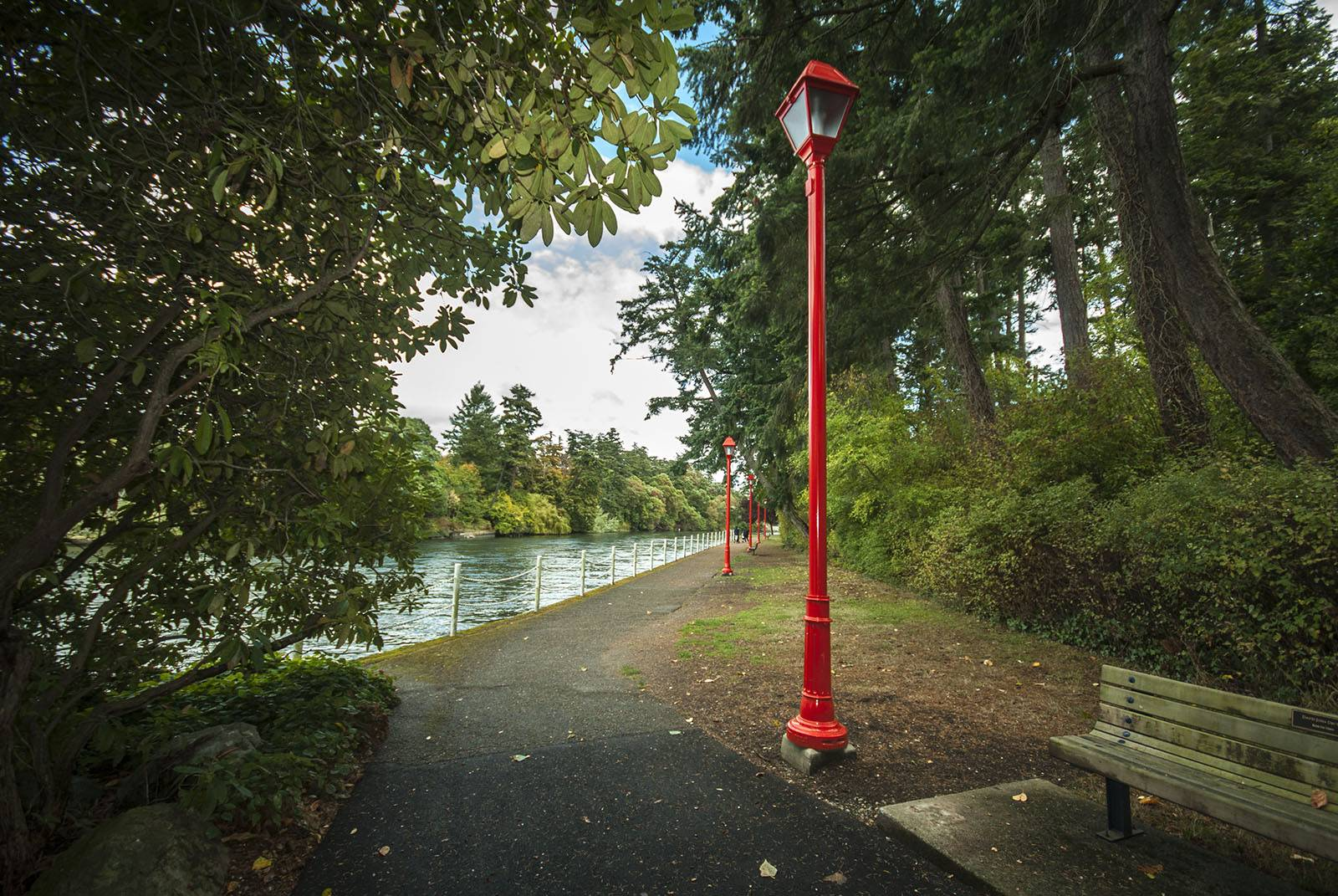 Esquimalt BC Homes For Sale scenery