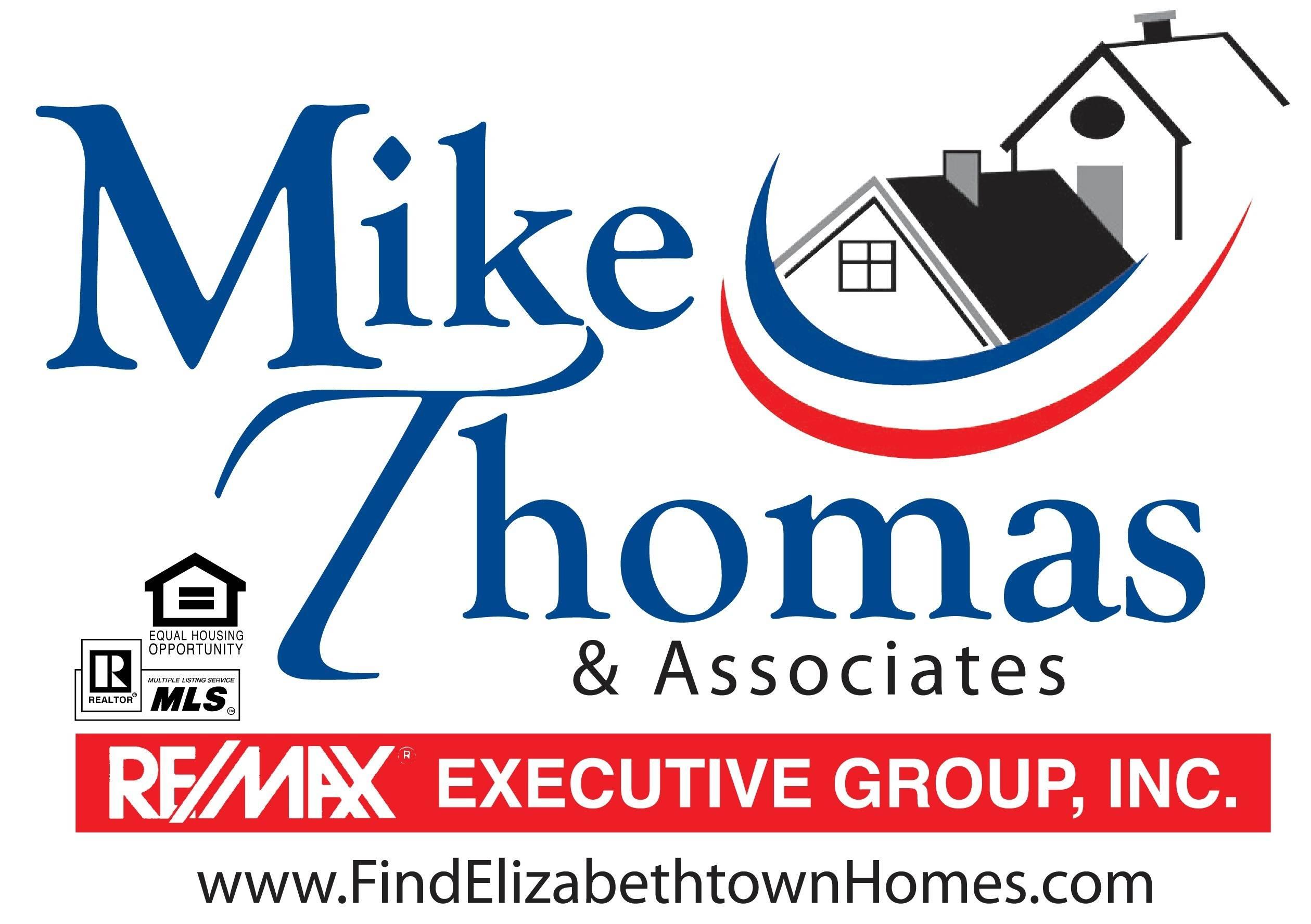 Real Estate Mike Thomas Re Max Executive Group Inc
