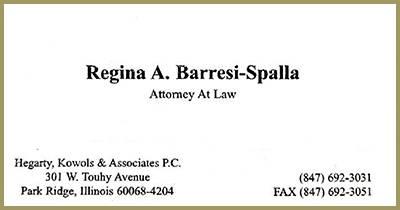 Regina Barresi-Spalla