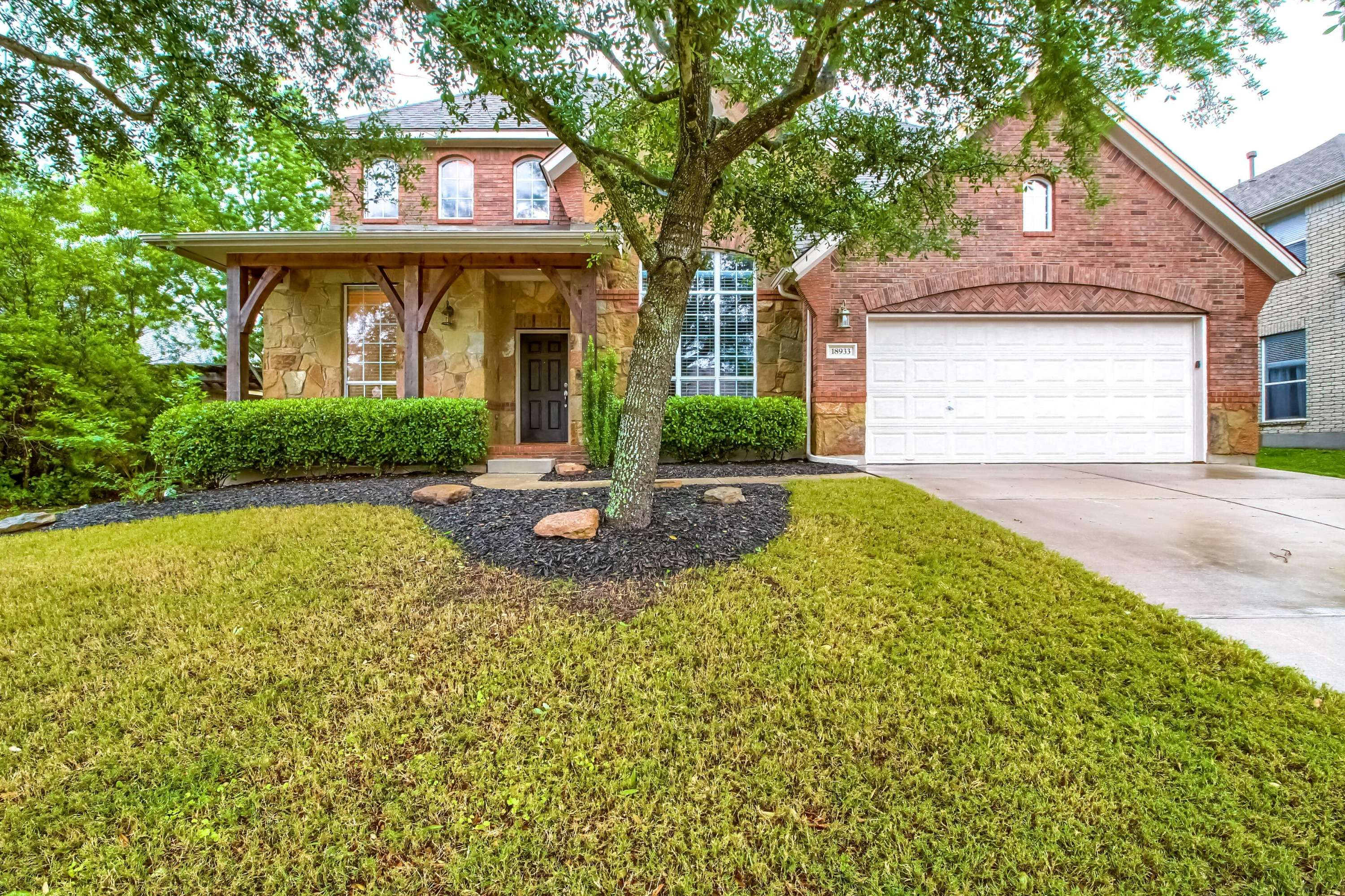 Falcon Pointe home for sale Pflugerville TX