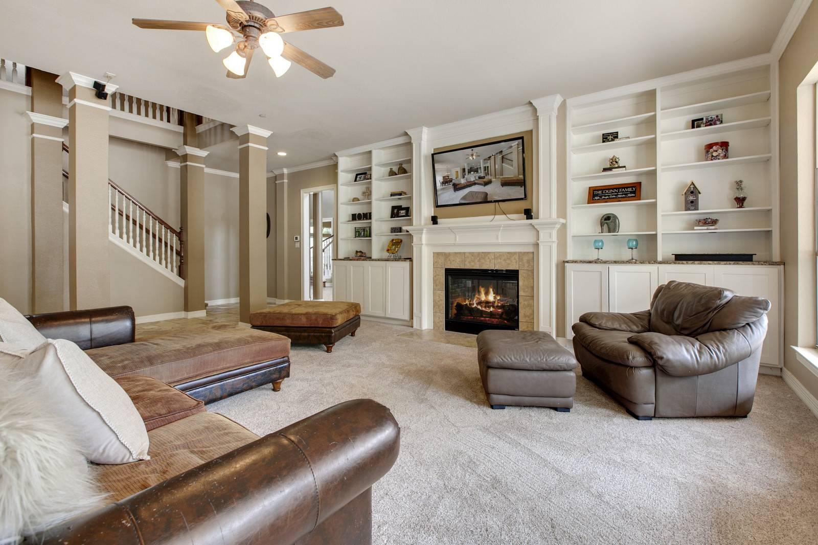 Grand Mesa home Leander TX