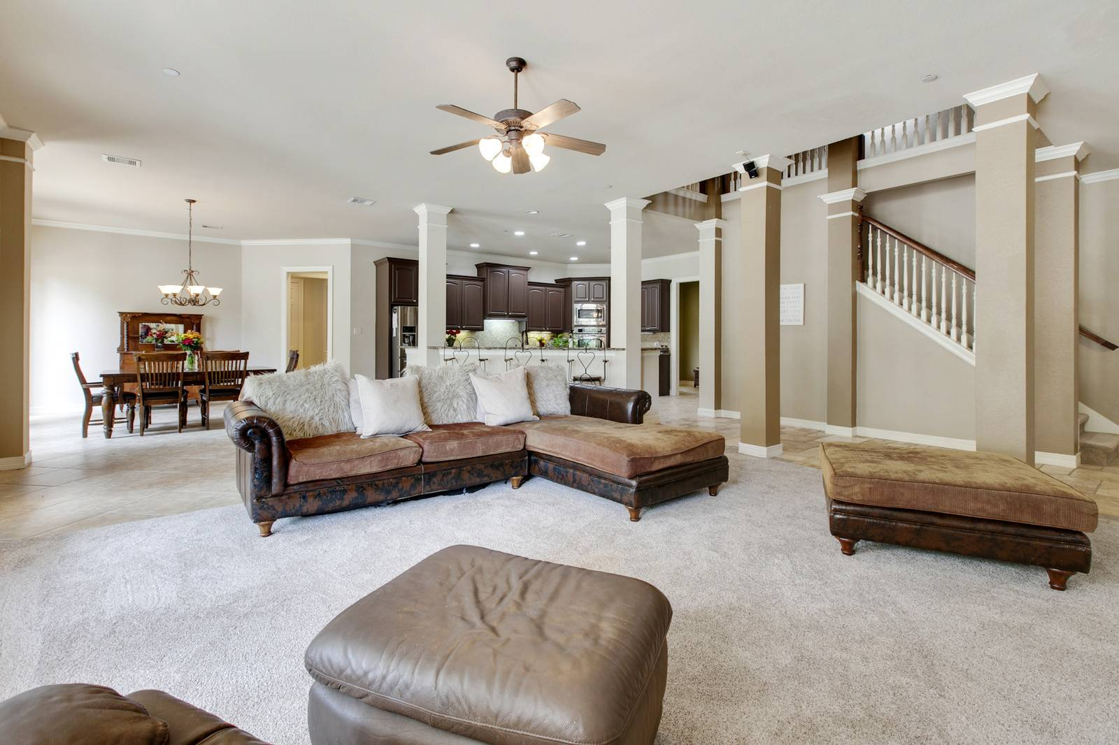home on acreage for sale Leander TX