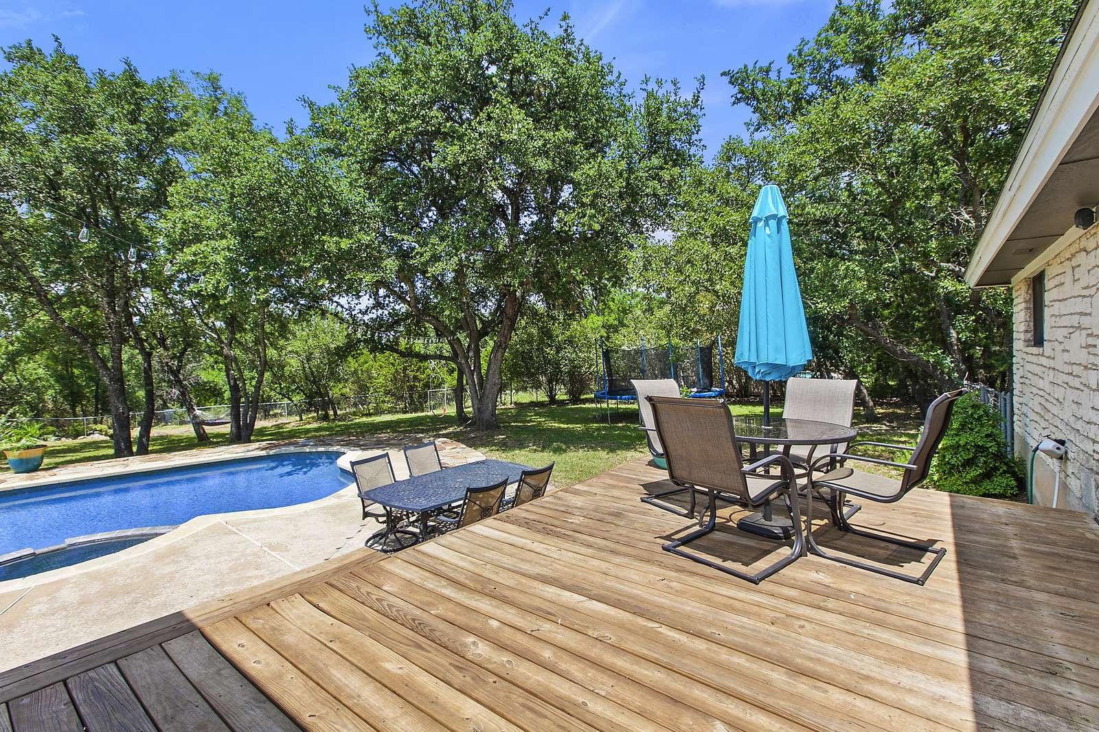 307 fawnridge Street Georgetown TX acreage home