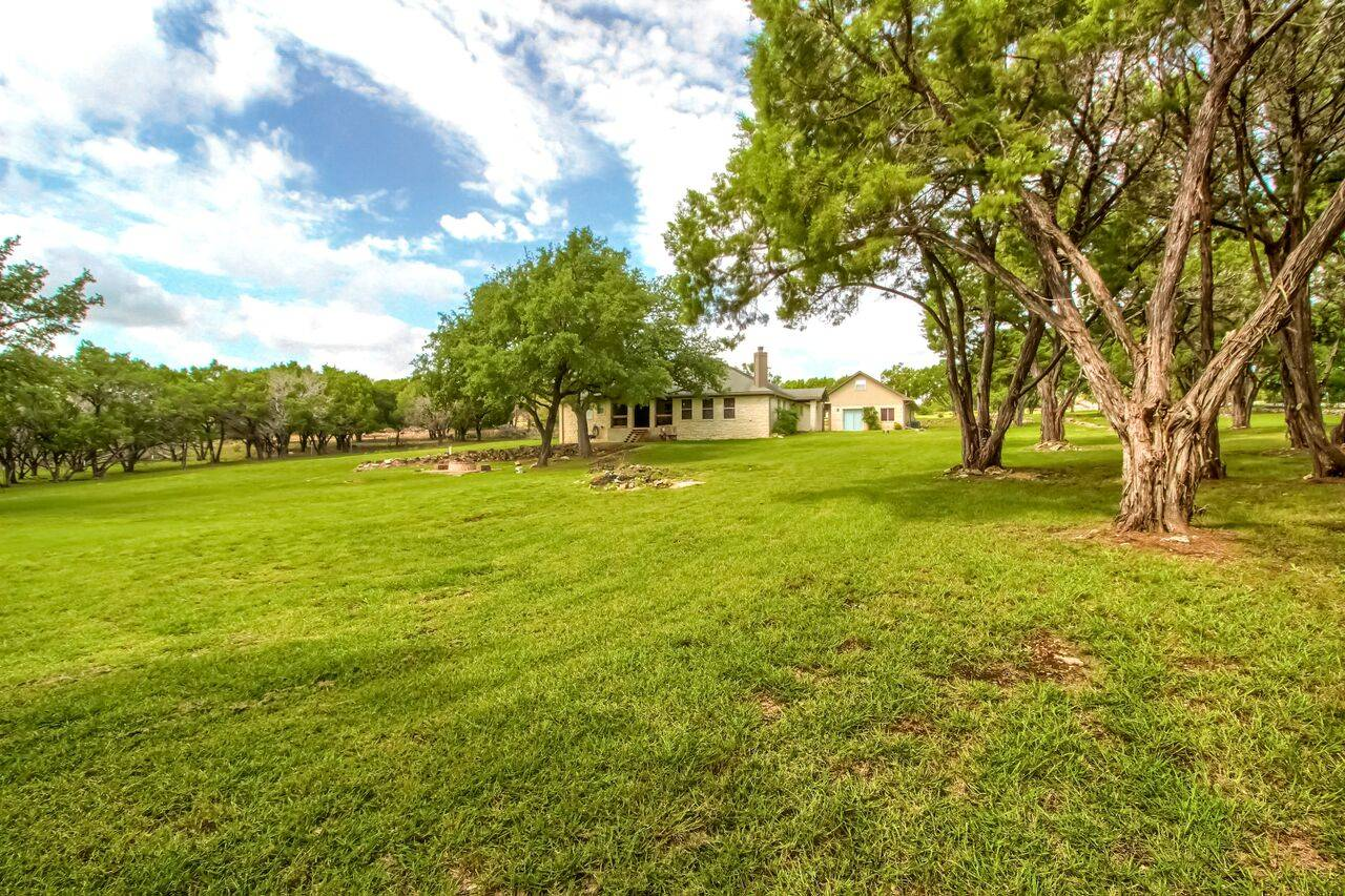 Georgetown TX home on land for sale