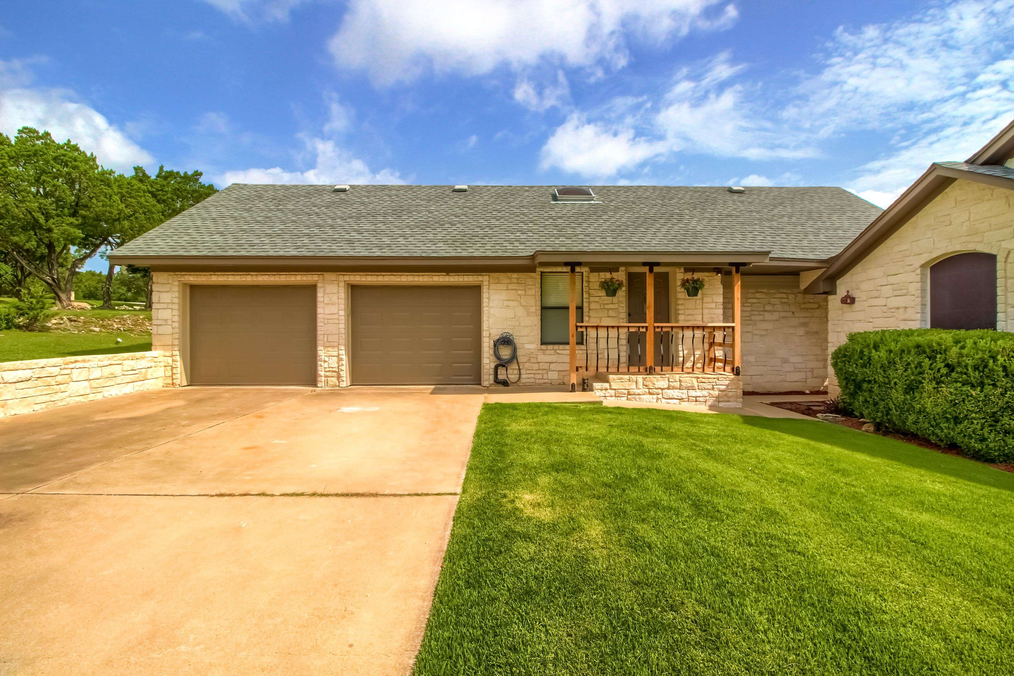 home on land Georgetown TX