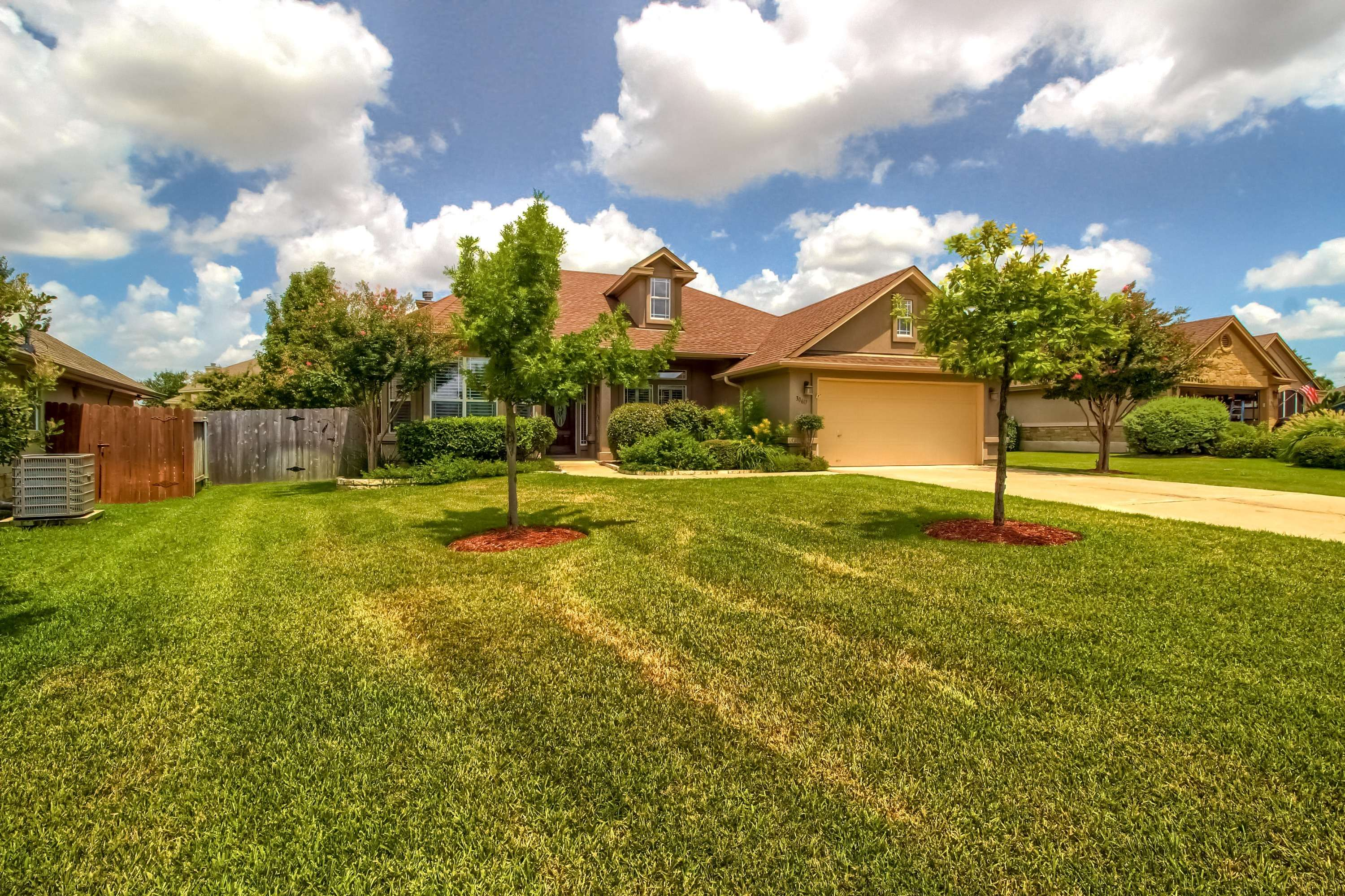 Georgetown TX home in Berry Creek