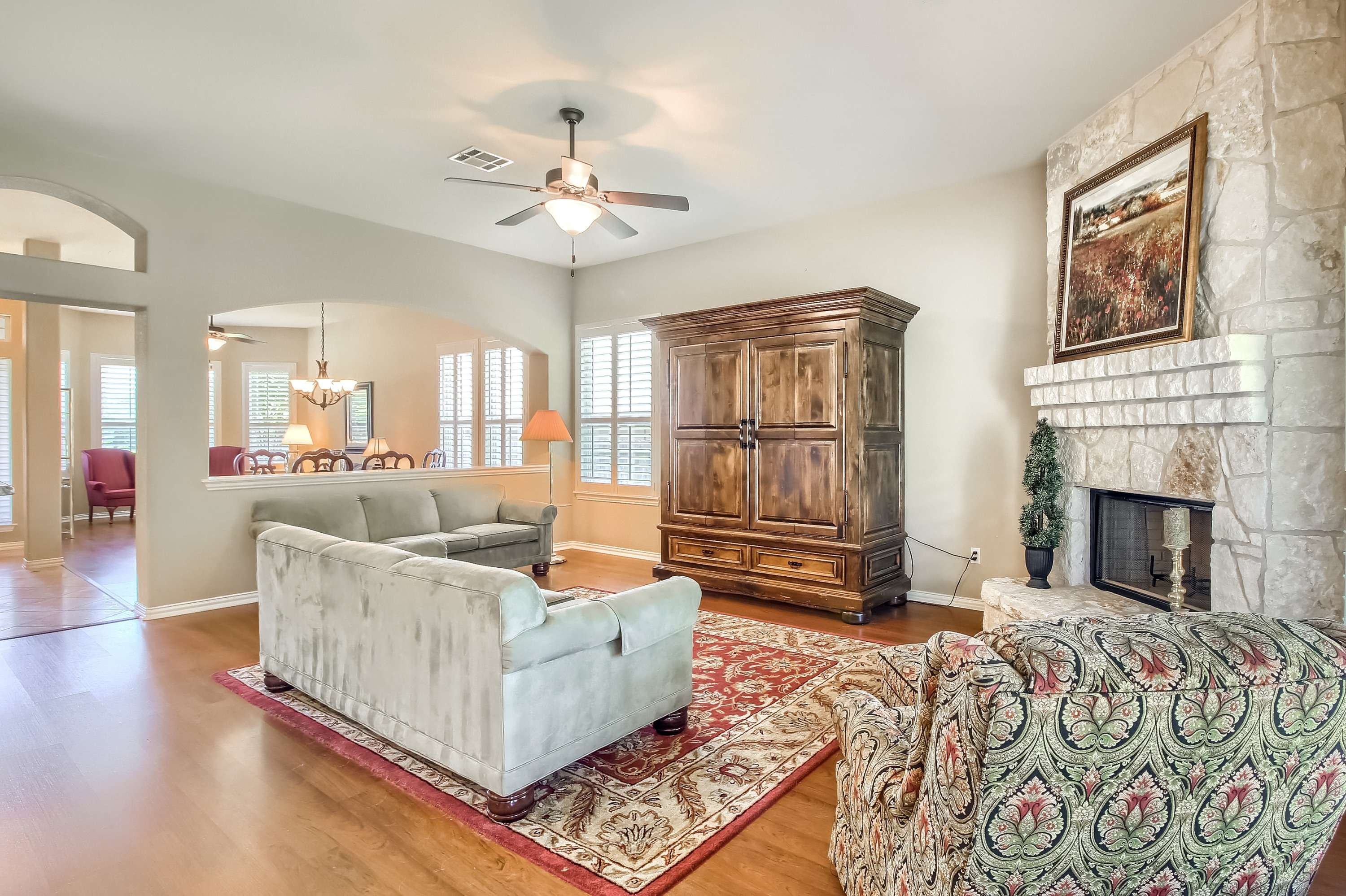 Georgetown TX real estate Berry Creek