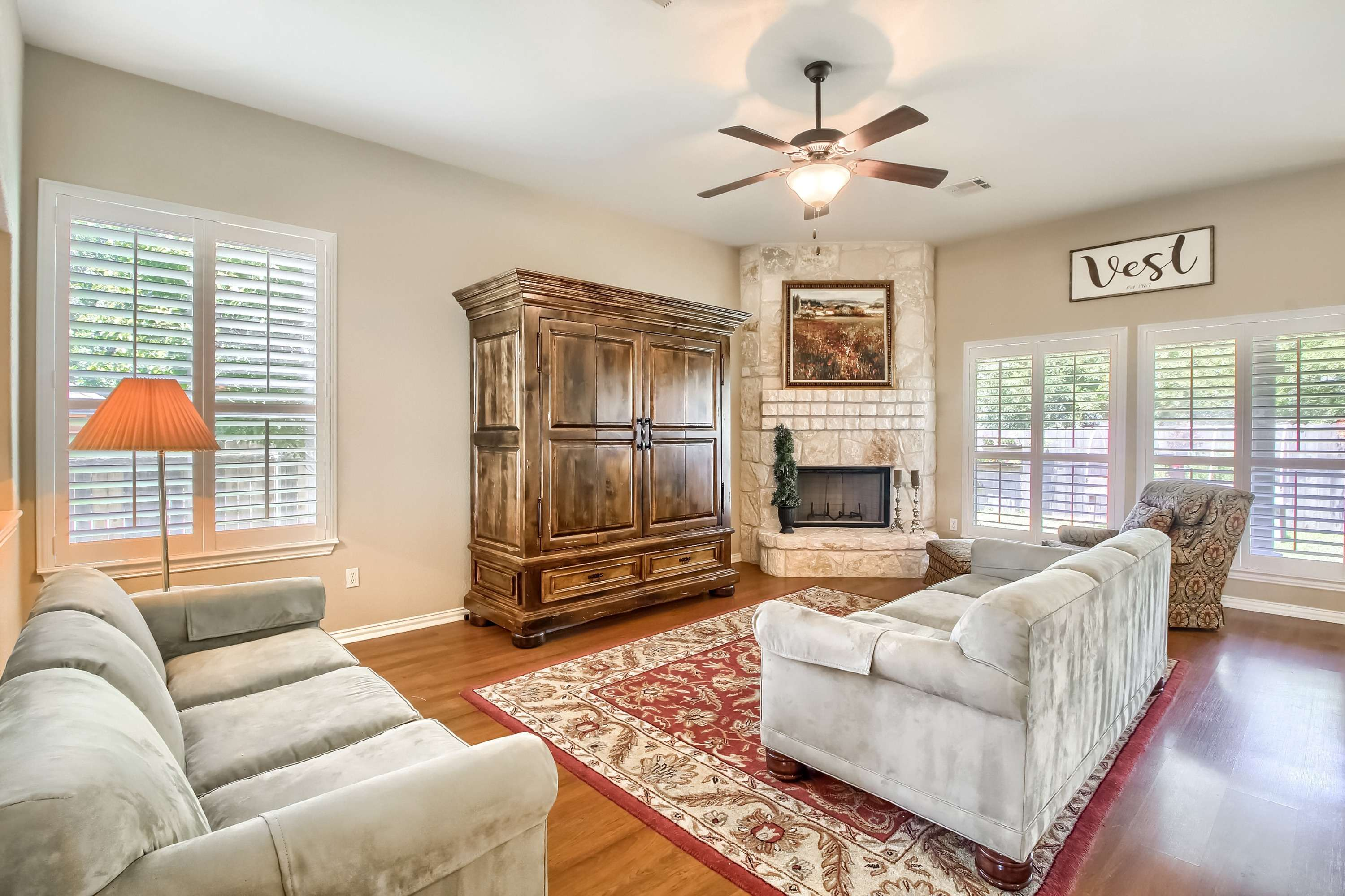 Georgetown TX home in Berry Creek Country Club