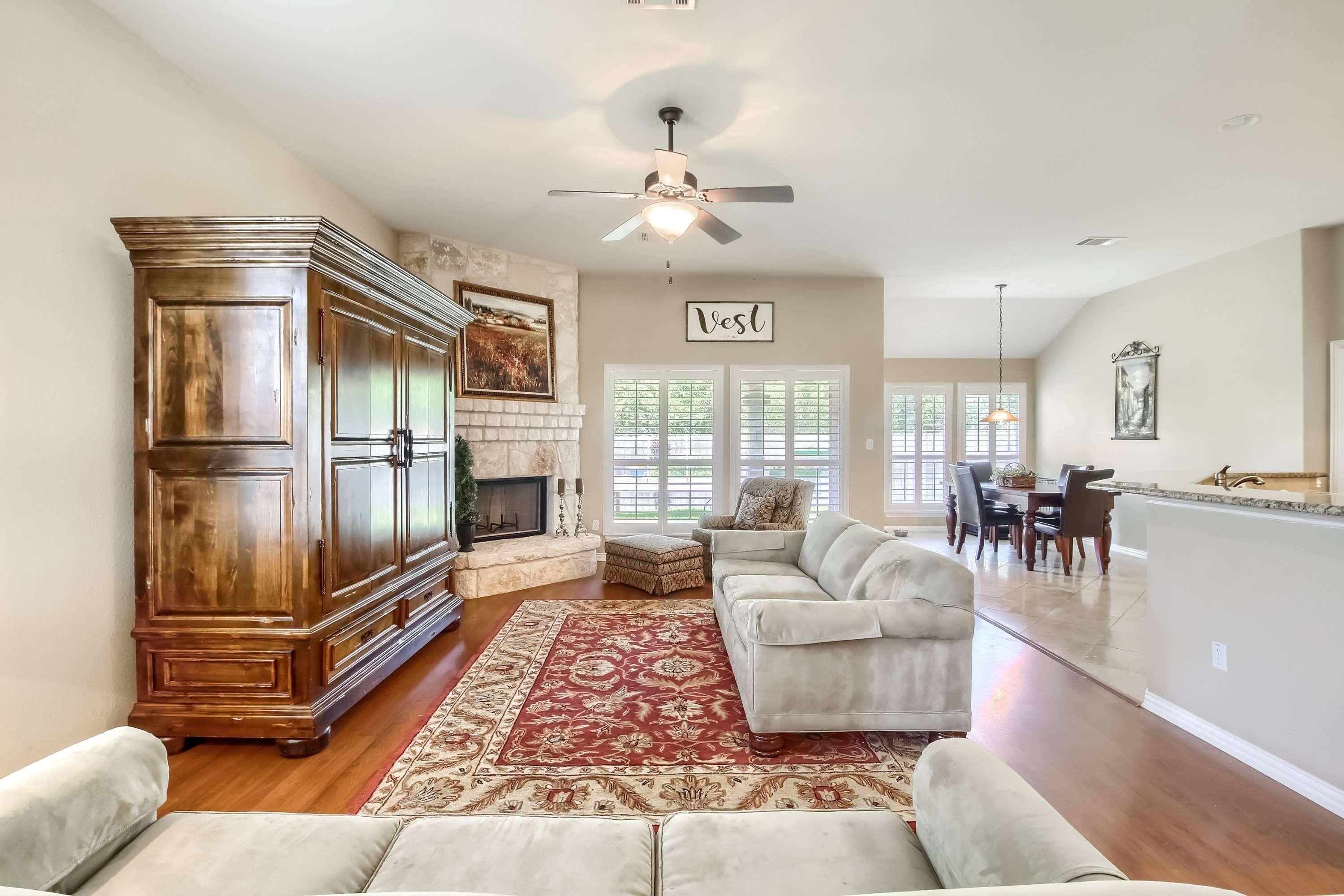 Berry Creek home in Georgetown TX