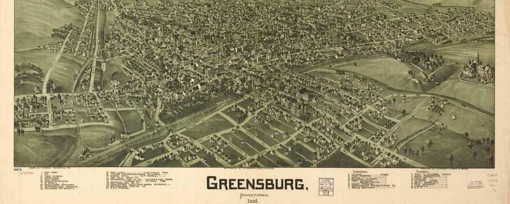 History of Greensburg, PA