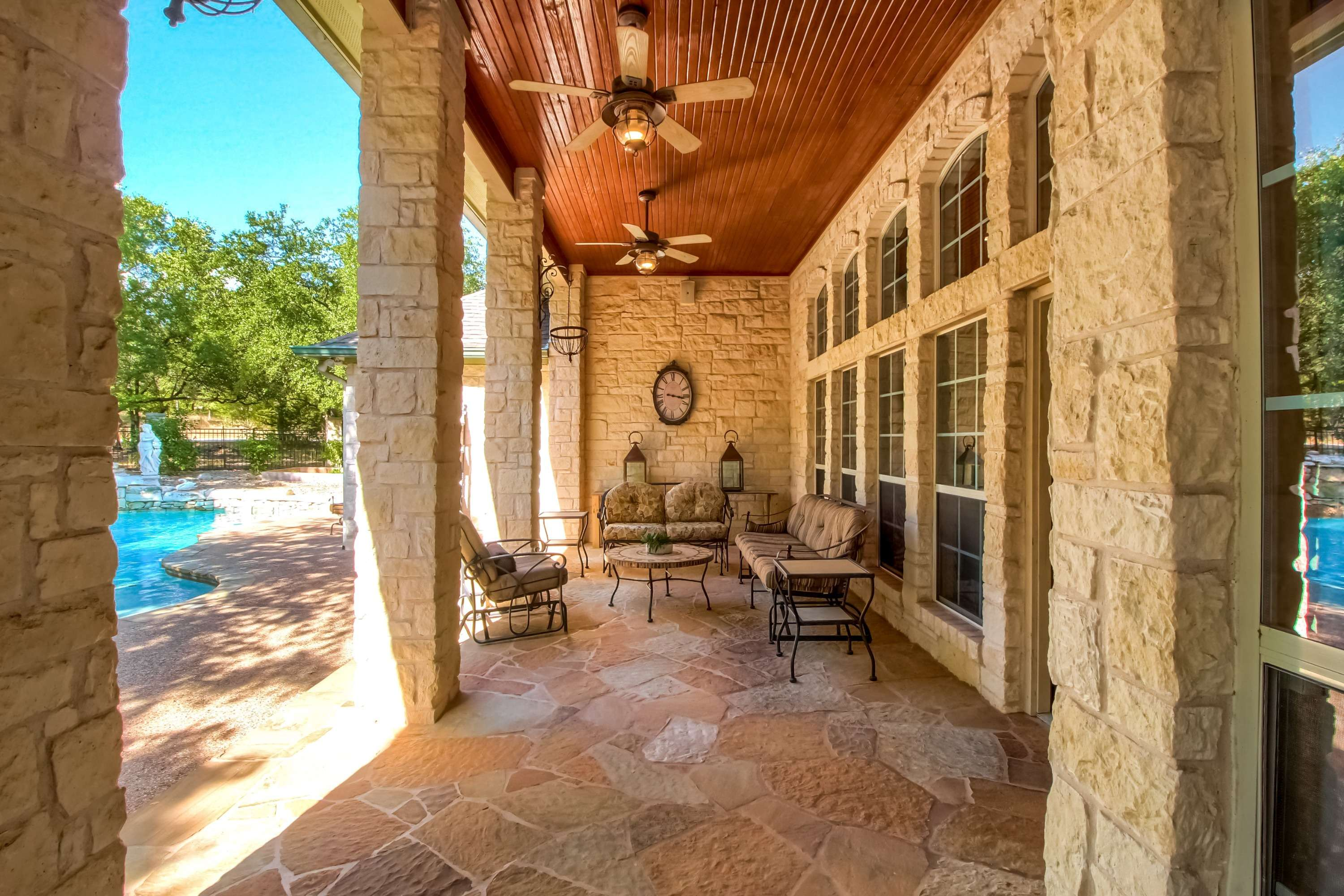 Georgetown TX acreage home for sale