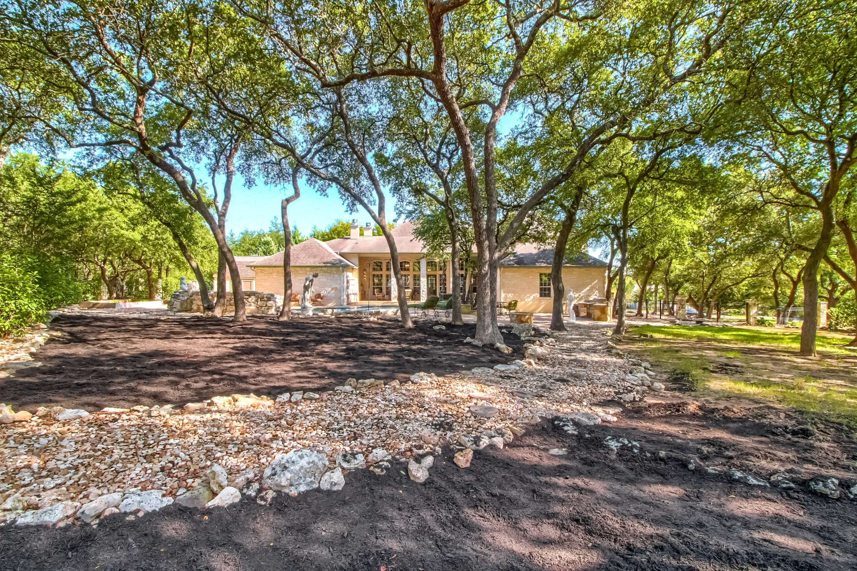 Georgetown TX home for ale on acreage