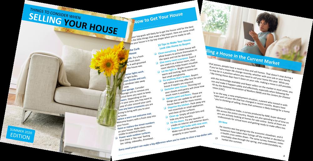 Home Success Seller Guide Summer 2020