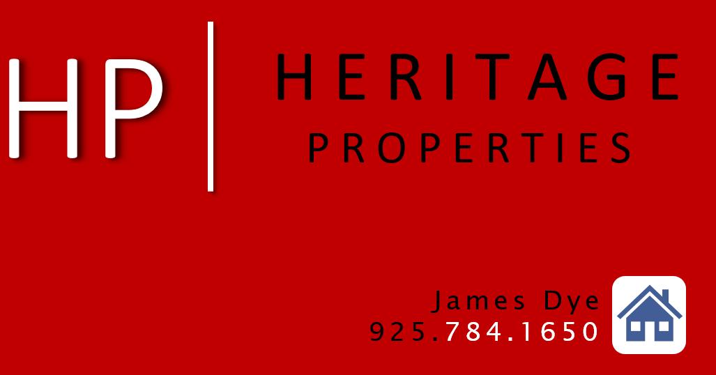 James DyeHeritage Properties