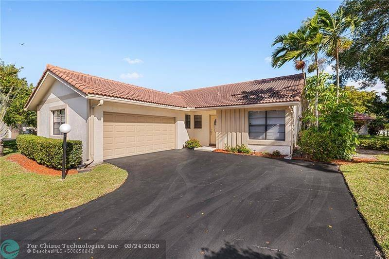 Broward County - Coral Springs - Under $330K