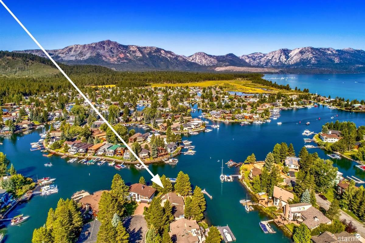 2155 Catalina Drive, South Lake Tahoe, CA 96150