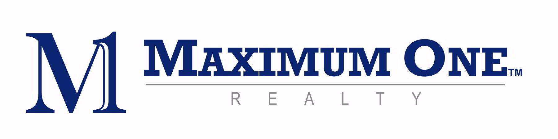 Maximum One Realtor|Realty Partners