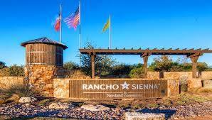 rancho Sienna Georgetown TX