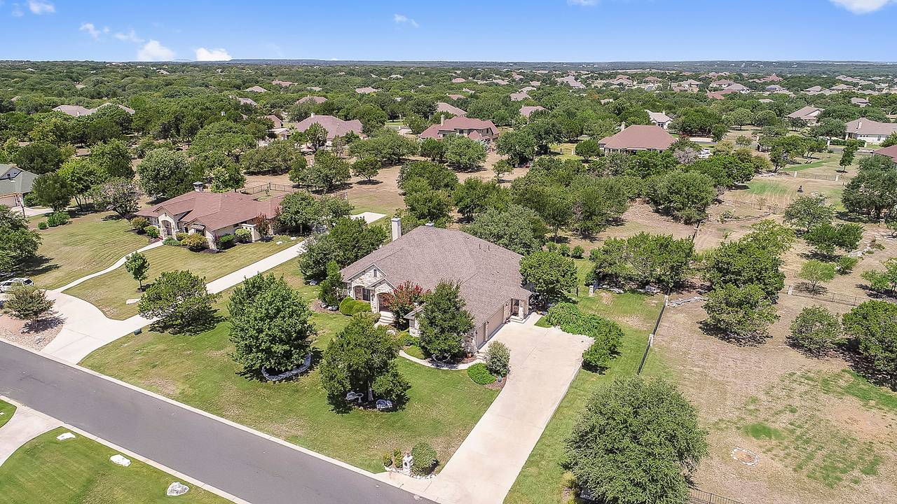 Acreage Homes Georgetown TX