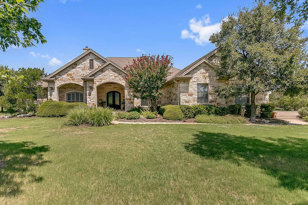 Woodland Park Georgetown TX homes on acreage