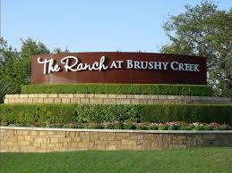 Cedar park TX homes Ranch at Brushy Creek