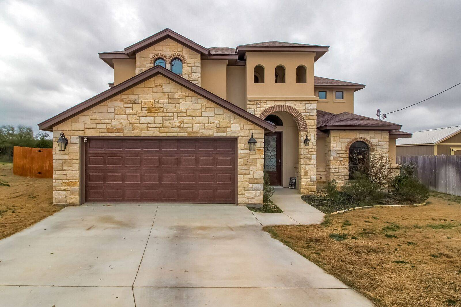 Georgetown TX Half Acre home