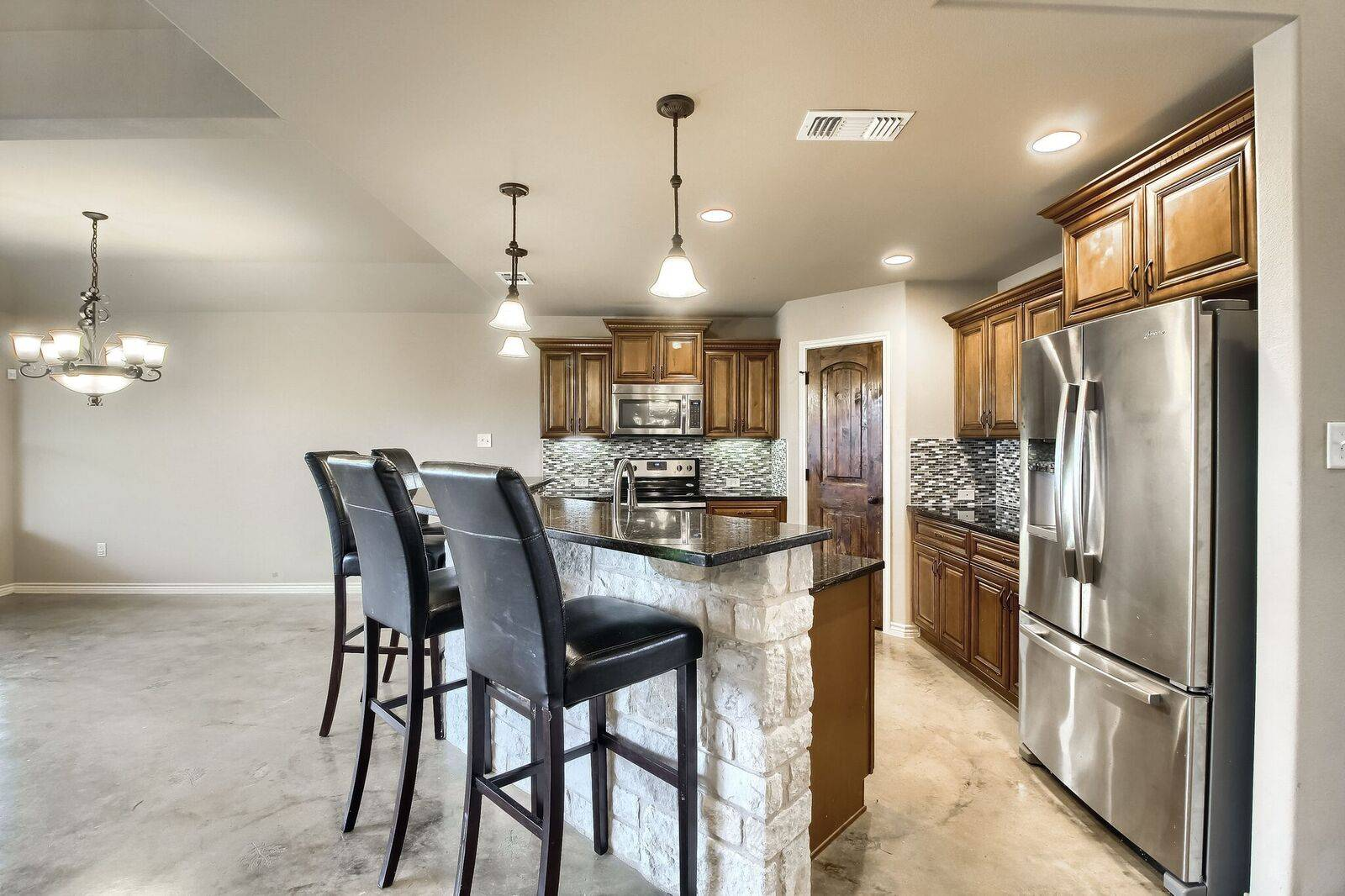 Georgetown TX home for sale on a half acre