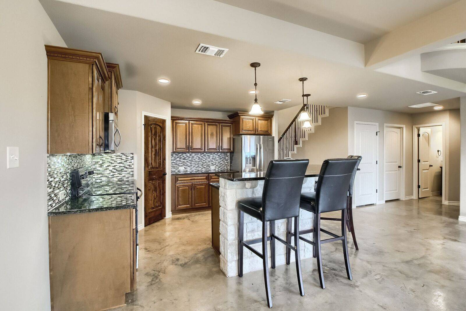 Georgetown TX home on half an acre