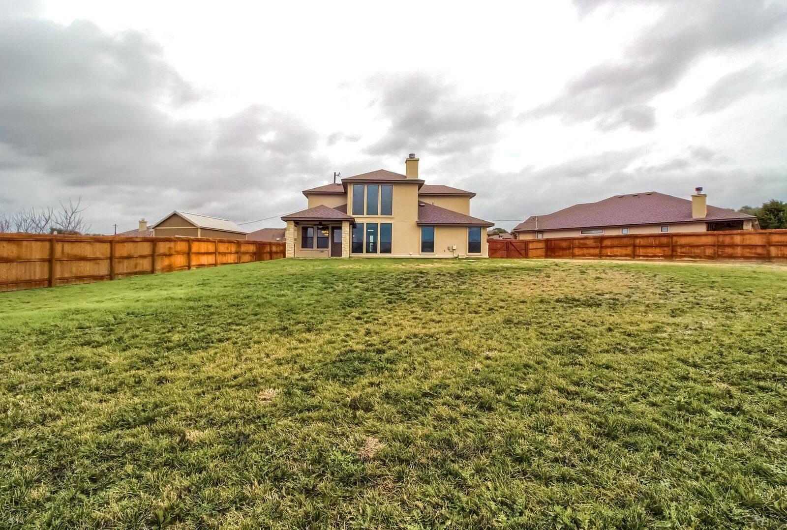 Half Acre Home Georgetown TX