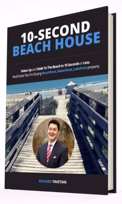 10-Second Beach House Book