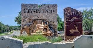 Leeander TX homes in Crystal Falls