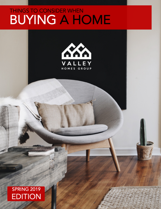 Valley Homes Group Buyers Guide Spring 2019