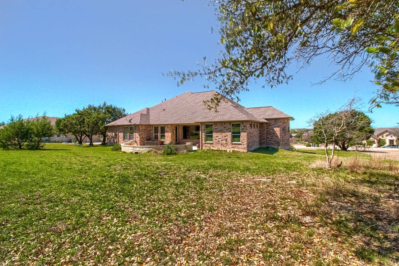 Georgetown TX home on acreage