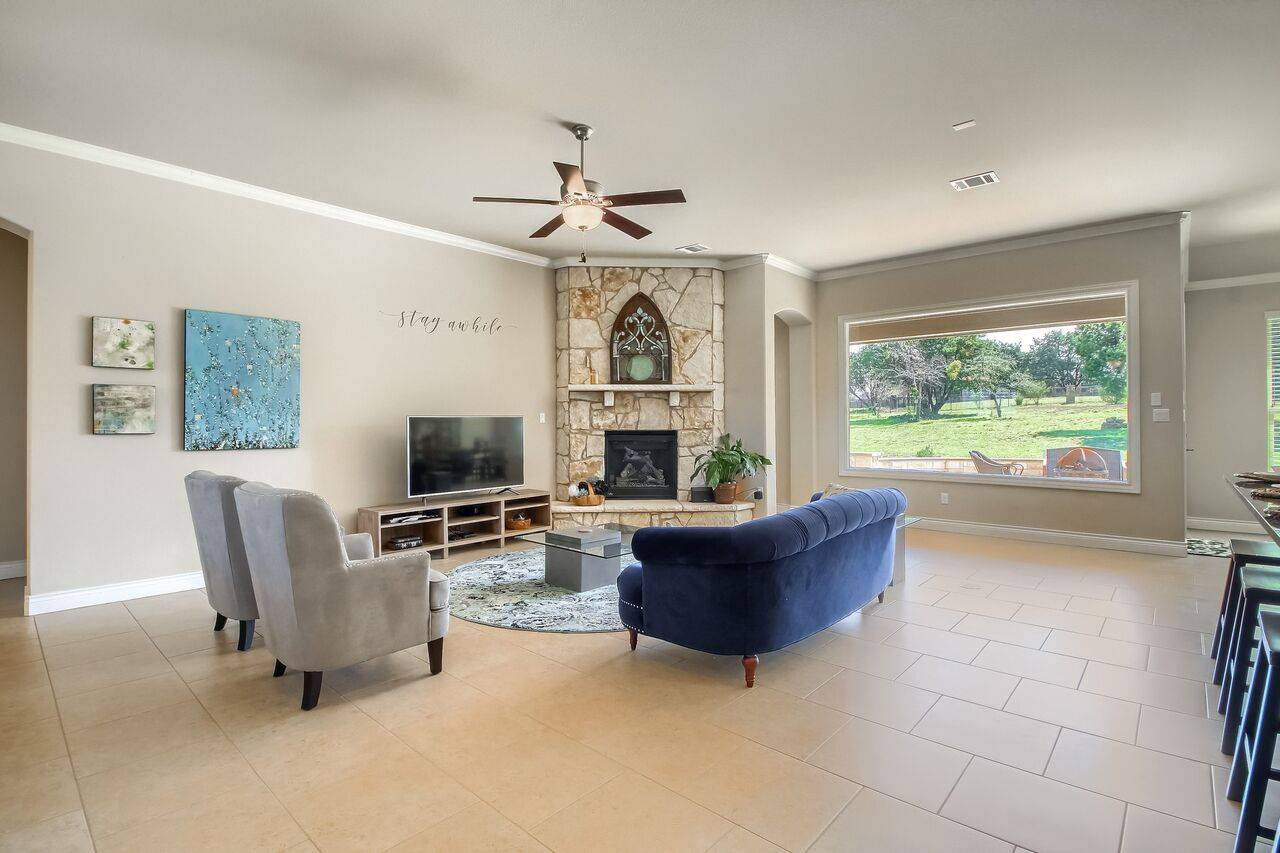 Home for sale on land Georgetown TX