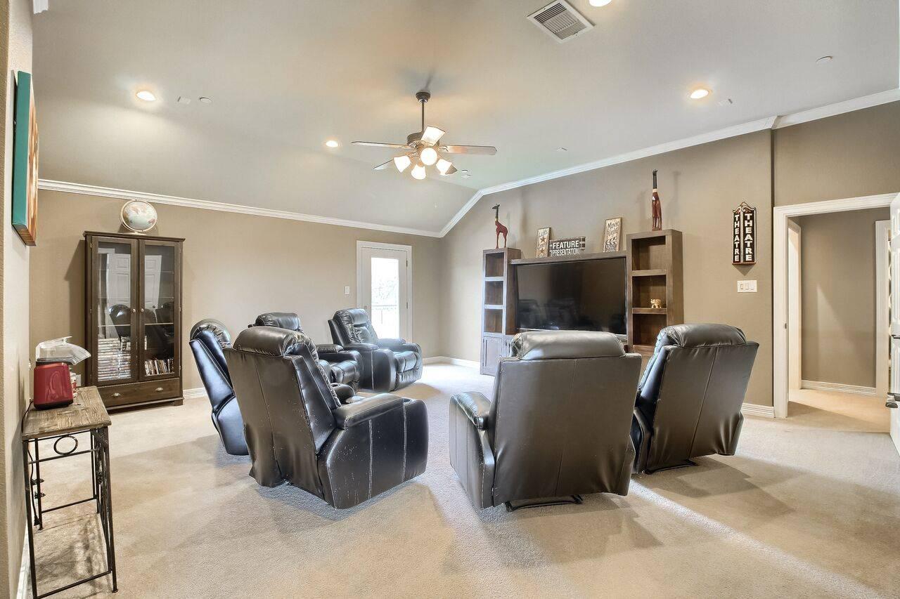 Acreage home for sale Grand Mesa Leander TX