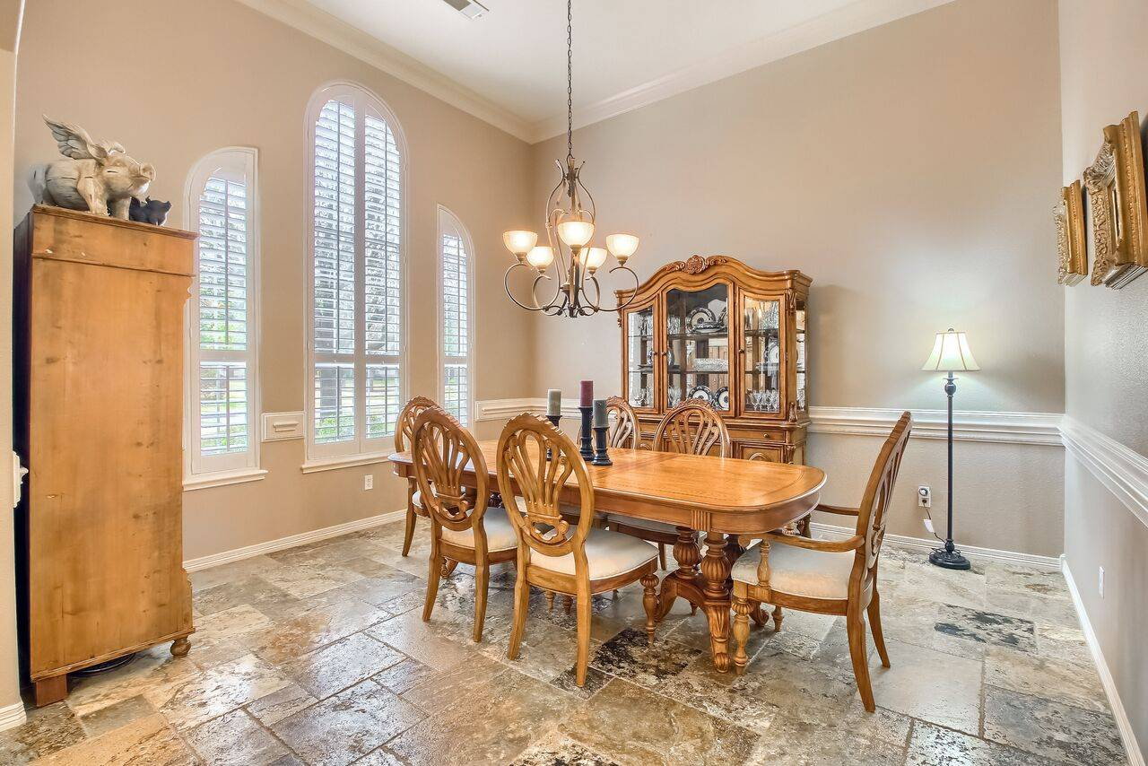 Georgetown TX acreage home in Woodland Park