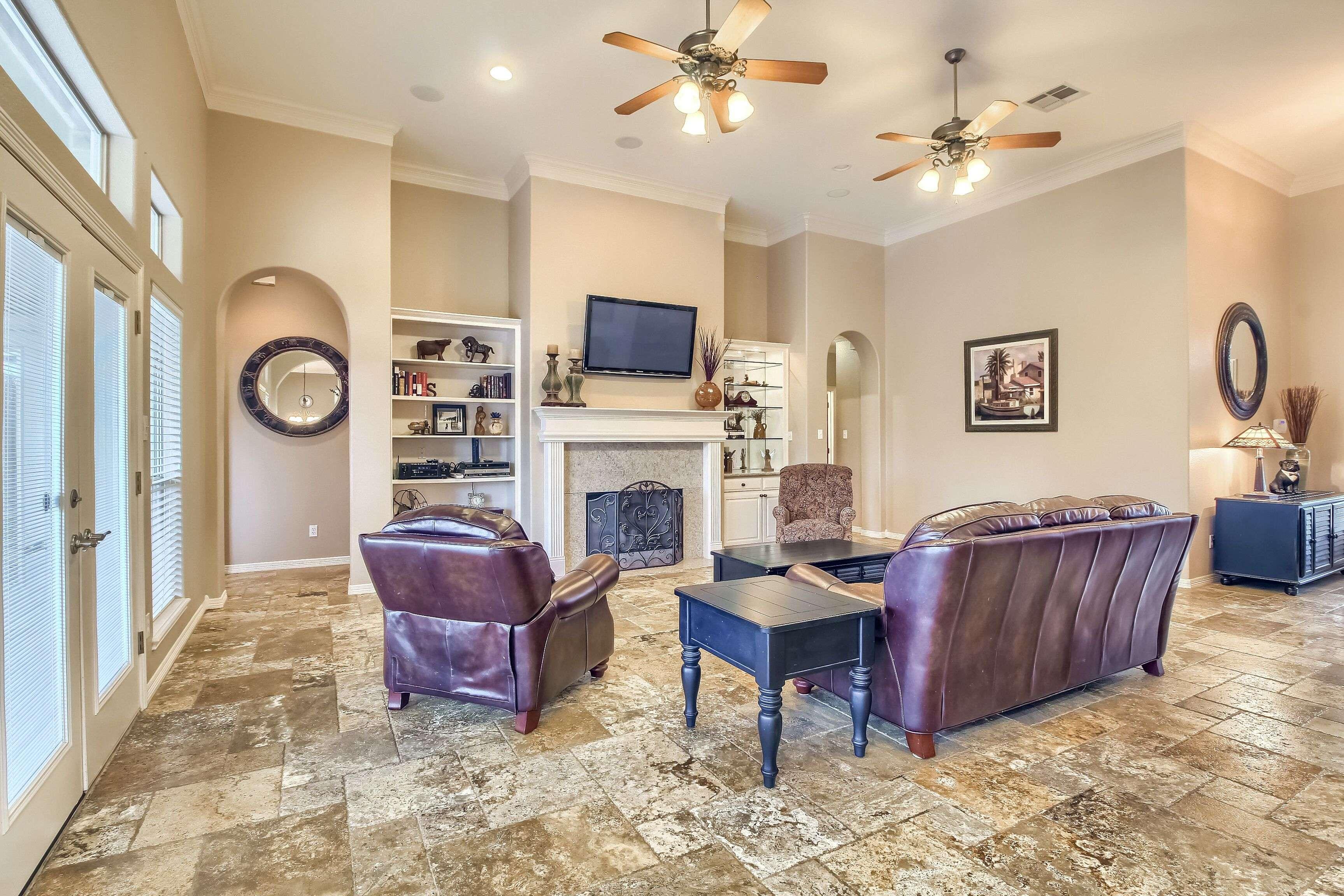 home on acreage Woodland Park Georgetown TX