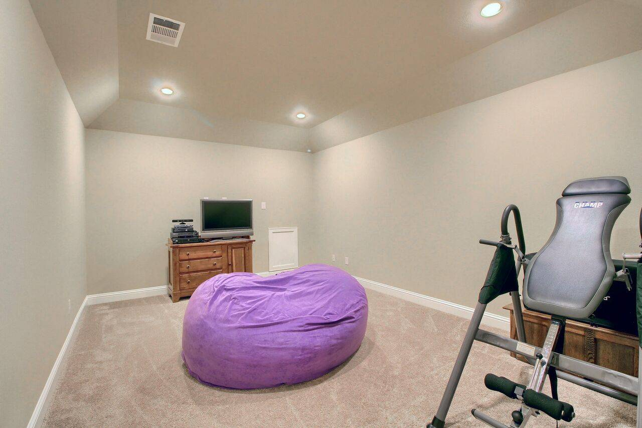 Pflugerville home for sale with media room