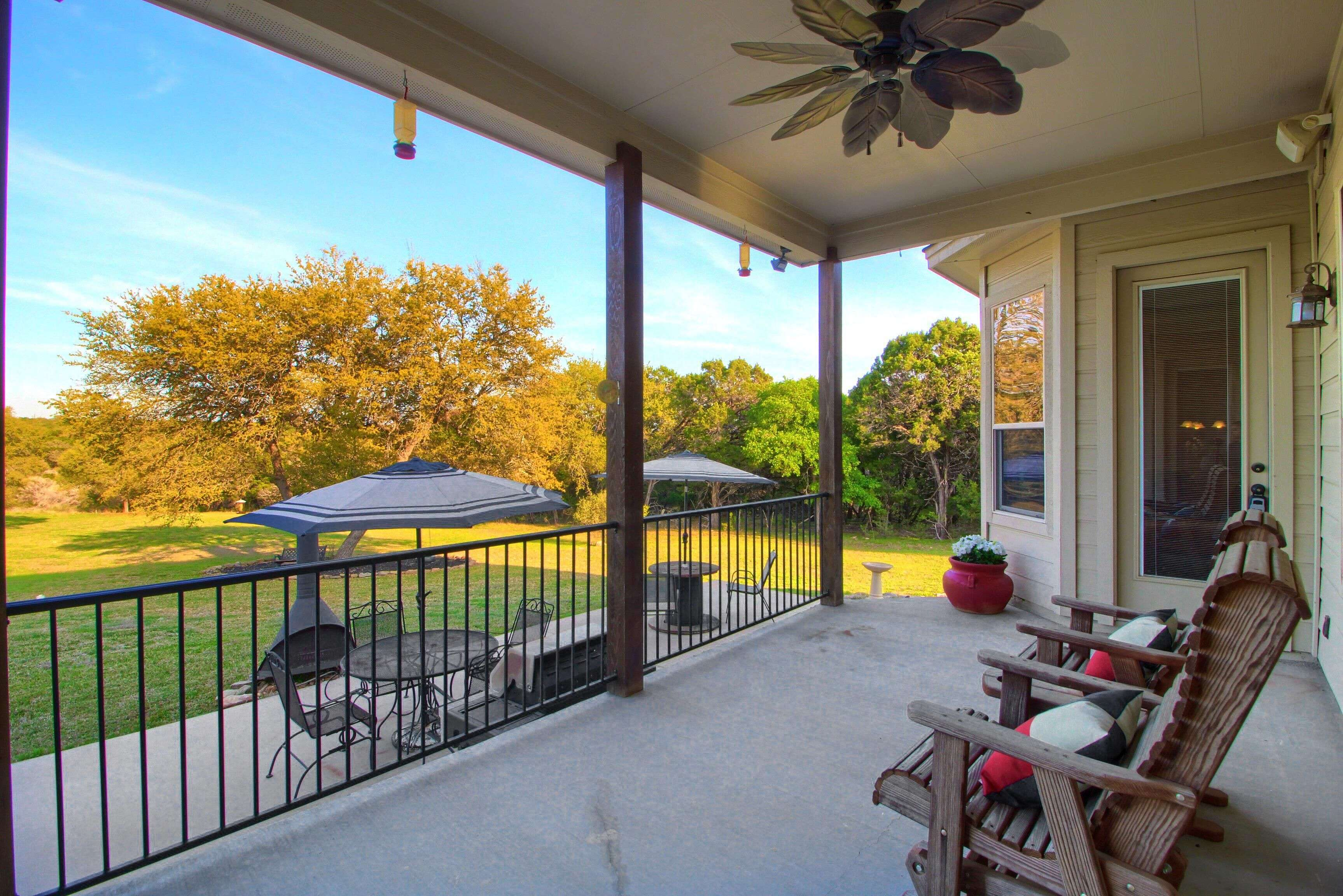 525 Twin Springs Georgetown TX acreage