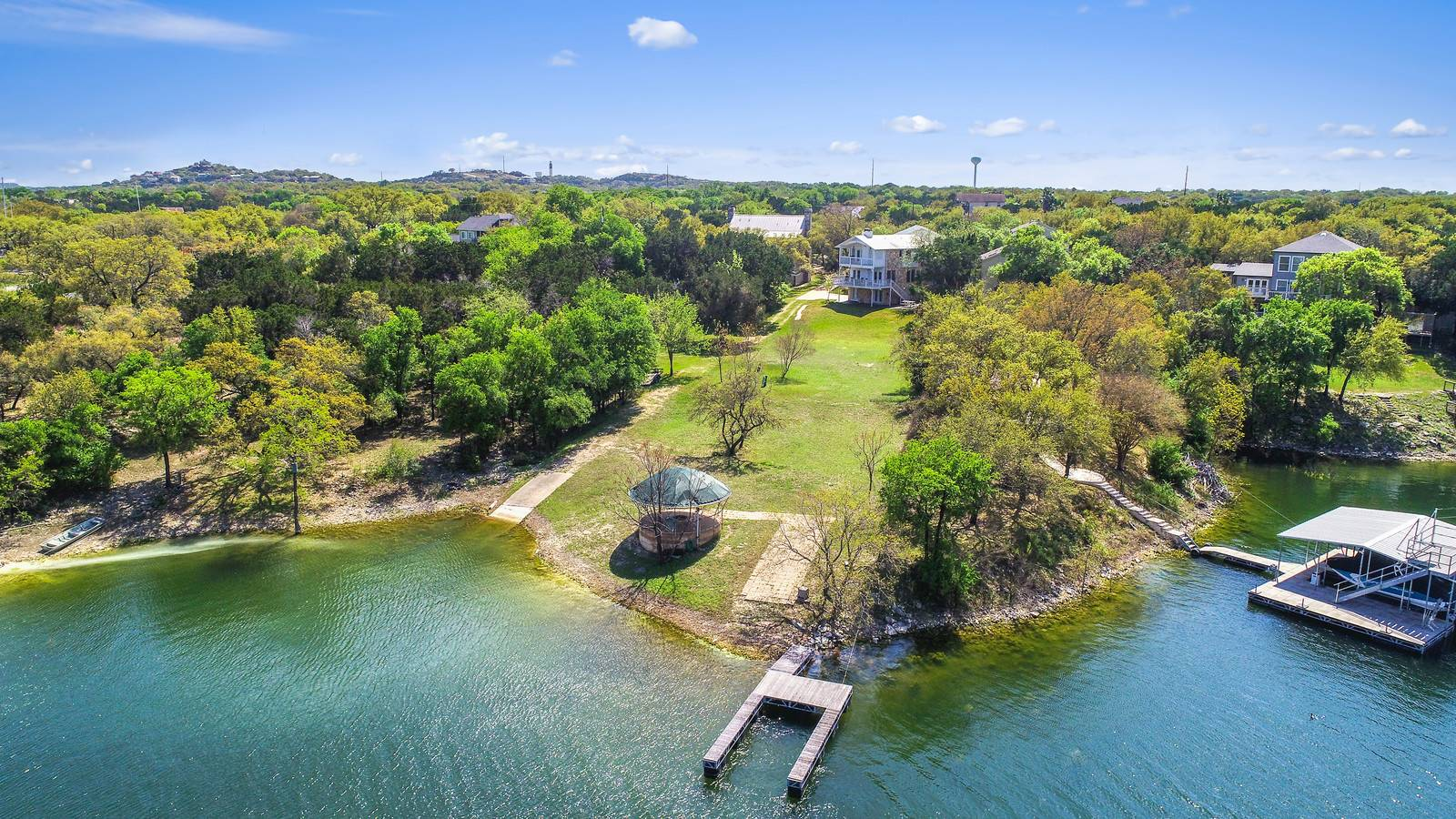 Acreage Home on Lake Travis
