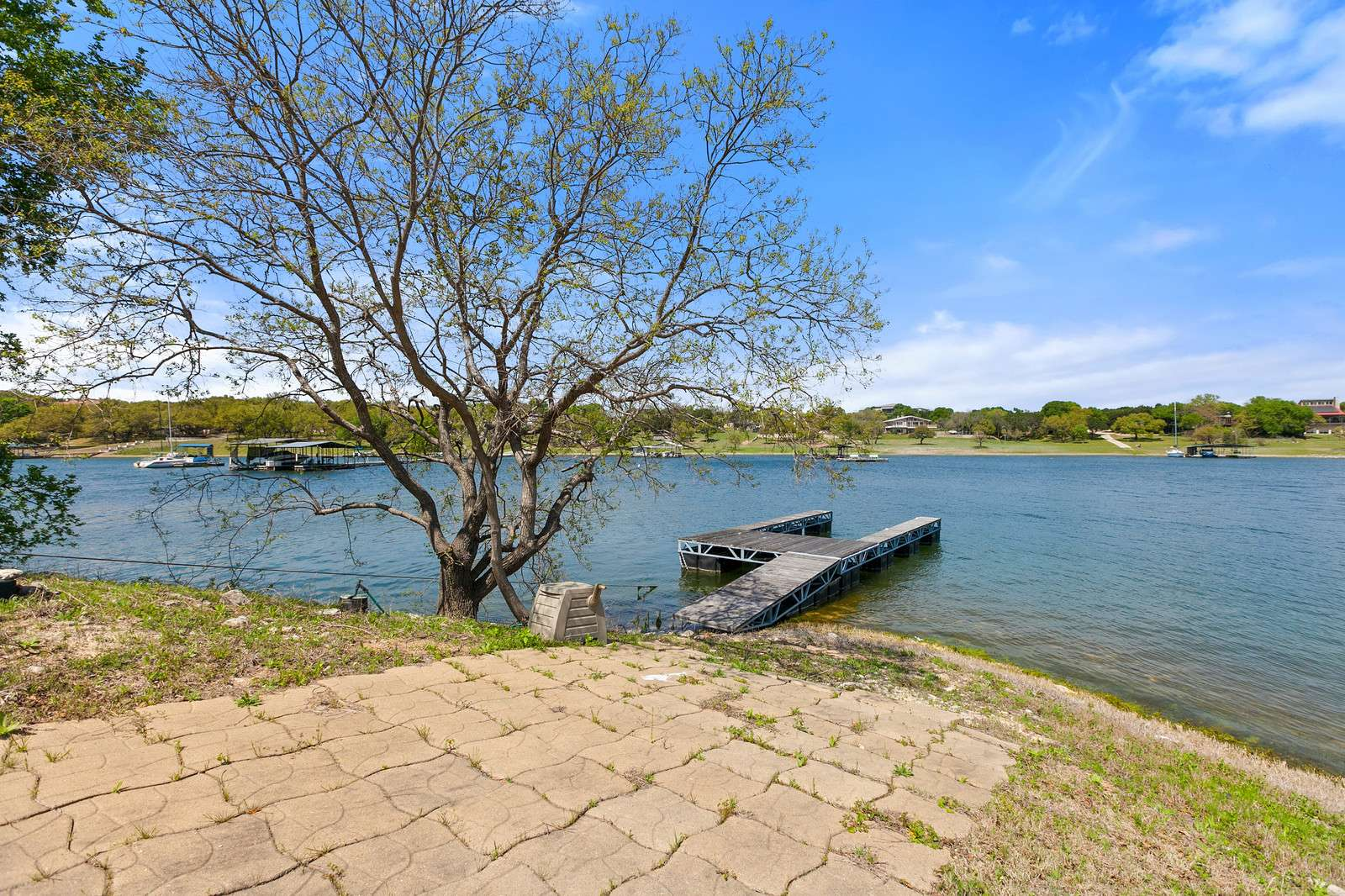 Lake Travis waterfront home for sale