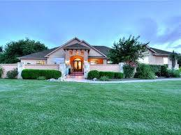 homes on acreage Georgetown TX